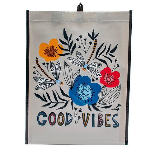 Kolorae Graphic Tote Good Vibes