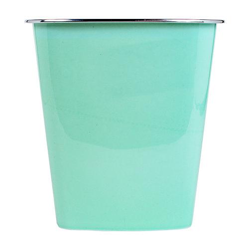 Kolorae Waste Can Pastel Turquoise