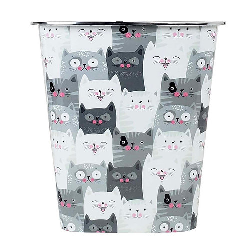 Kolorae Waste Can Cats