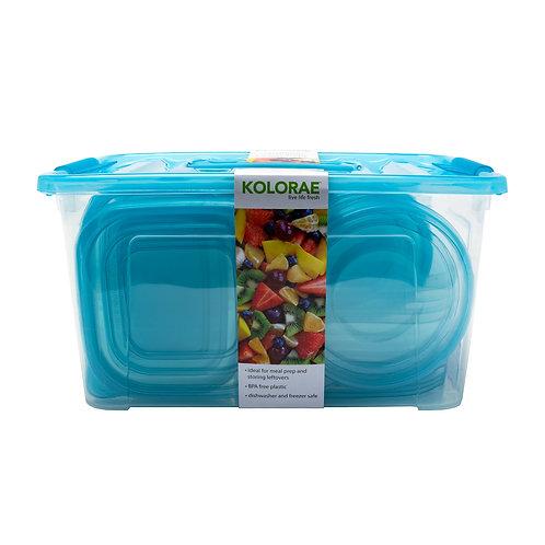 Kolorae Storage Containers - 54 PC Set