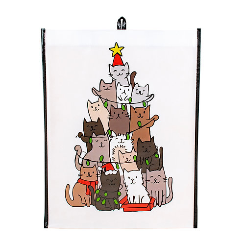 Kolorae Graphic Tote Cat Tree