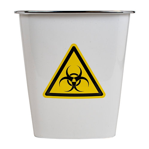 Kolorae Waste Can Biohazard