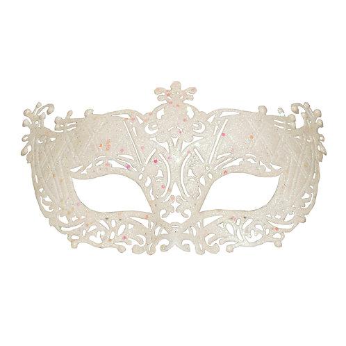 Masqarae Lace Mask - Wt