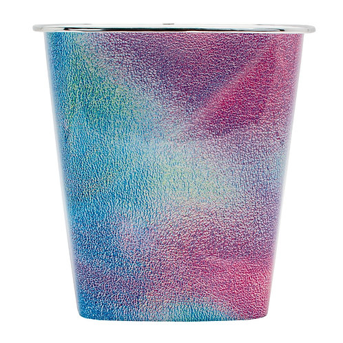 Kolorae Waste Can Rainbow Shimmer