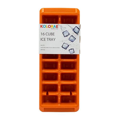 Kolorae Ice Tray 16 Cube - Set of 4