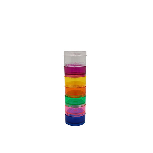 Katelle Stacking Mini Pill Containers