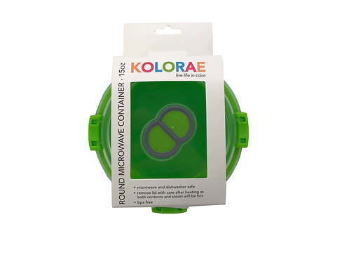 Kolorae Round Microwave Container- Small