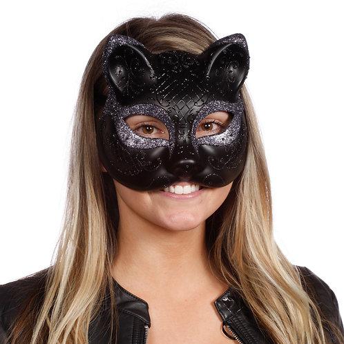 Masqarae Black Cat Mask - GY