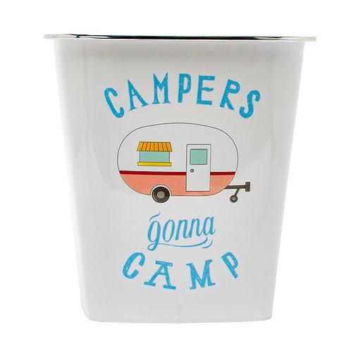 Kolorae Waste Can Campers Camp