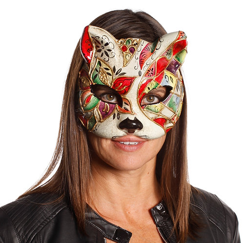 Masqarae Cat Mask - RD