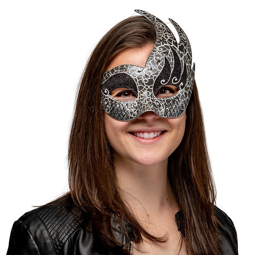 Masqarae Glitter Bird Mask - BS