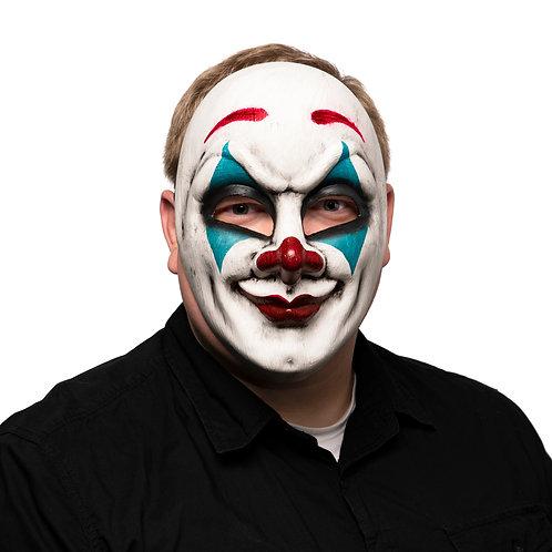 Masqarae Scary Clown Mask - Double Diamond