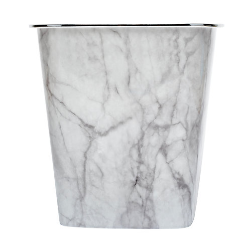 Kolorae Waste Can Marble