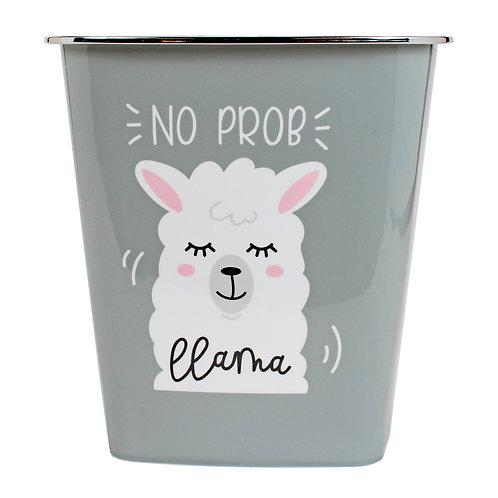 Kolorae Waste Can No Prob Llama
