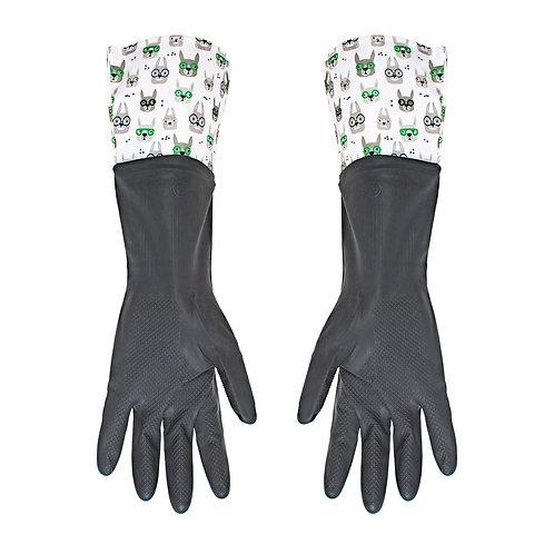 Kolorae Cleaning Gloves Llama