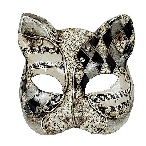 Masqarae Cat Mask - Bs