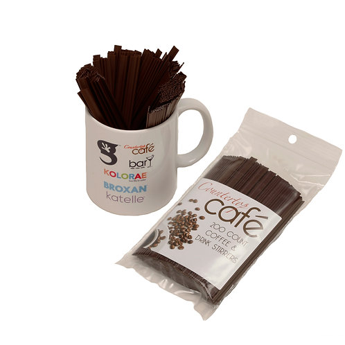 Countertop Cafe Coffee and Drink Stirrers