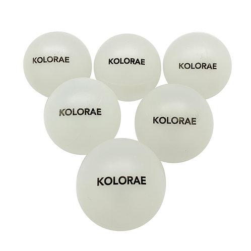 Kolorae Glow In The Dark Ping Pong Balls