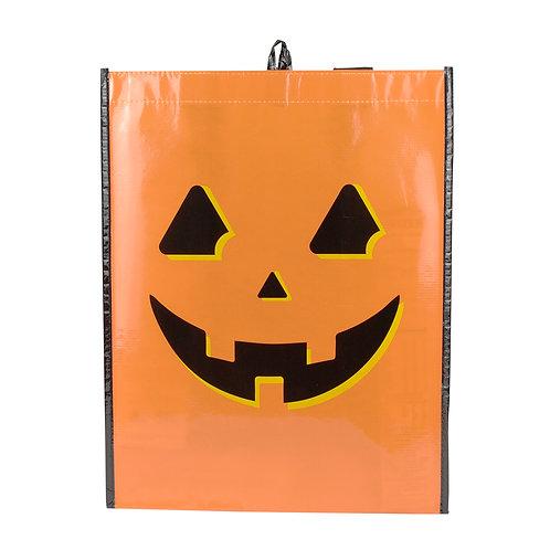 Kolorae Graphic Tote Pumpkin Face