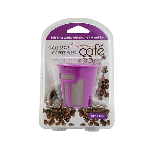 Countertop Cafe Single Serve Coffee Filter