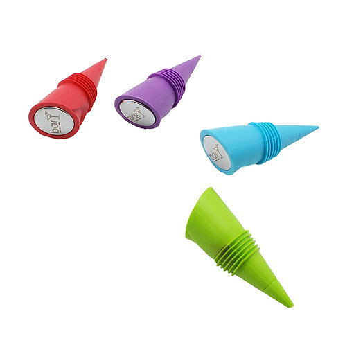 barY3 Silicone Wine Stoppers