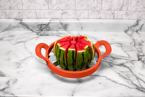 Kolorae Extra Large Watermelon Slicer with Handles