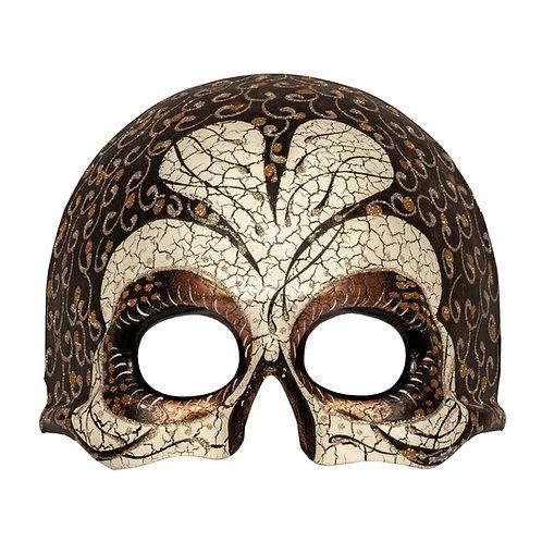 Masqarae Half Skull Mask - Co