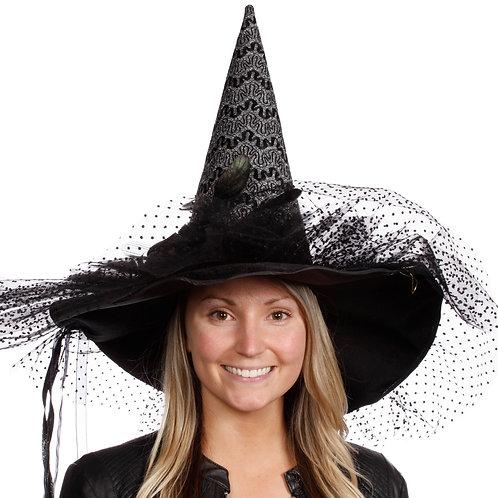 Masqarae Esme Witch Hat - SL