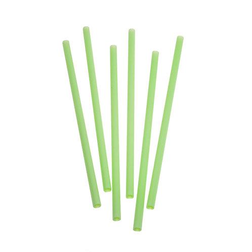 Kolorae Biodegradable Plastic Straws 100 Count
