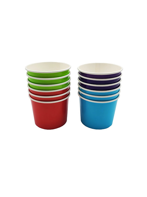 Kolorae 12oz Snack Cup- 12 count