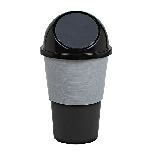 Kolorae Cup Holder Waste Can Stainless Steel