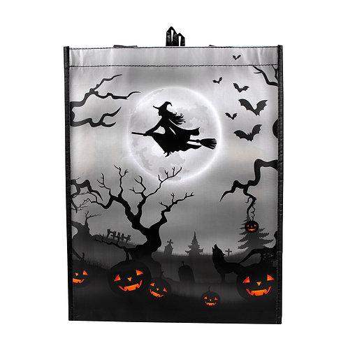 Kolorae Graphic Tote Halloween Scene