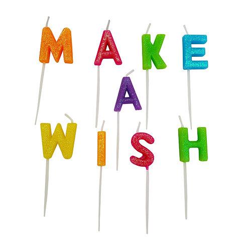 Kolorae Make A Wish Birthday Pick Set