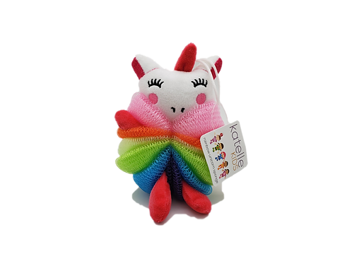 Katelle Rainbow Unicorn Sponge