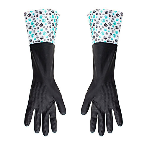 Kolorae Cleaning Gloves Aqua Paws