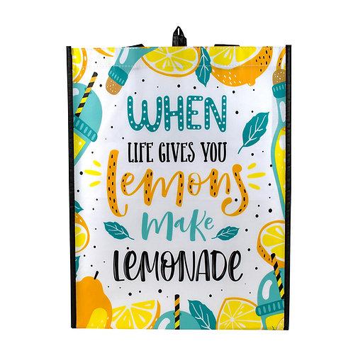 Kolorae Graphic Tote Life Gives You Lemons