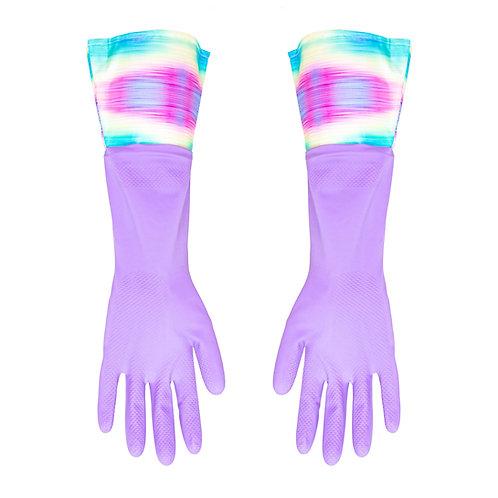 Kolorae Cleaning Gloves In Rainbows
