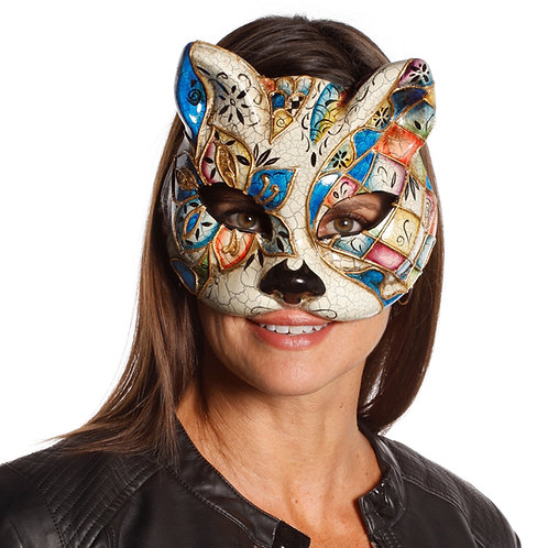 Masqarae Cat Mask - BL