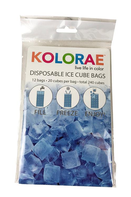 Kolorae Disposable Ice Cube Bag