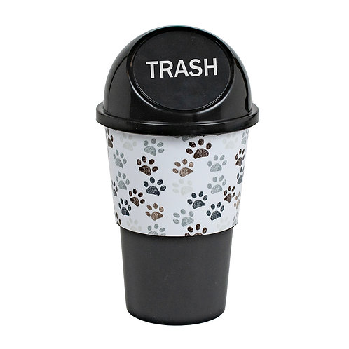 Kolorae Cup Holder Waste Can Paws