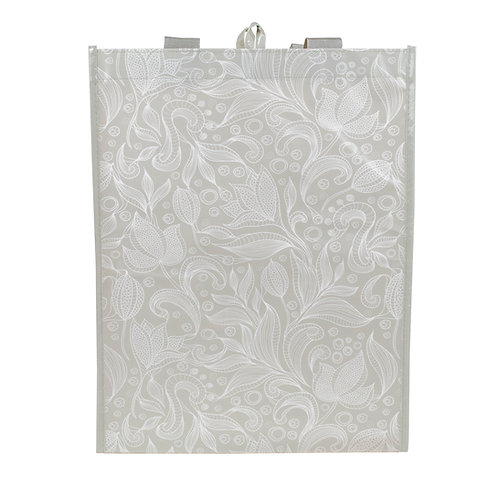 Kolorae Graphic Tote Lacy Floral