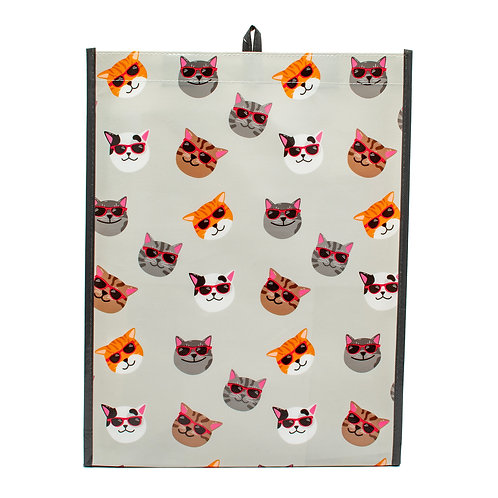 Kolorae Graphic Tote Summer Cat