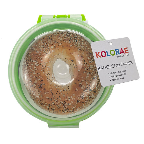 Kolorae Bagel Container