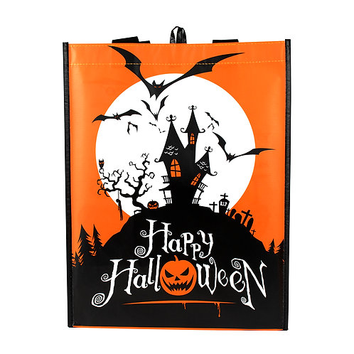 Kolorae Graphic Tote Haunted House