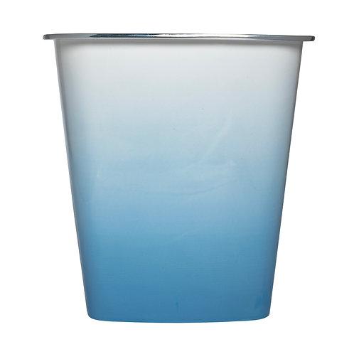 Kolorae Waste Can Dark Blue Ombre