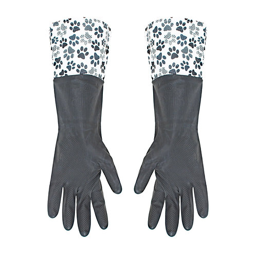 Kolorae Cleaning Gloves Patterned Paws