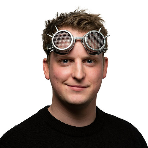 Masqarae Industrial Specialty Goggles - MESH
