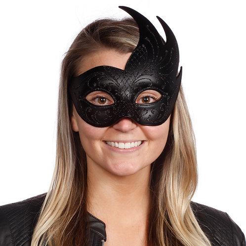 Masqarae Black Bird Mask - BK