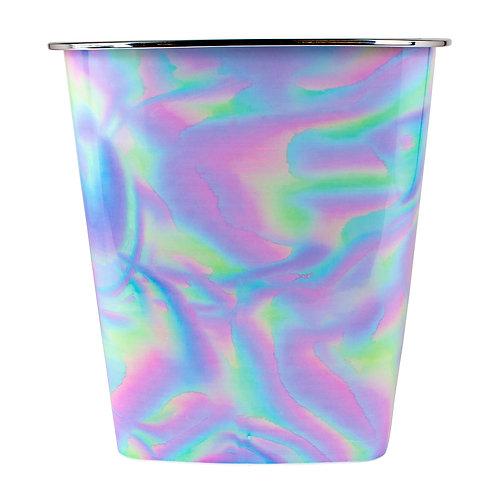 Kolorae Waste Can Pastel Shine