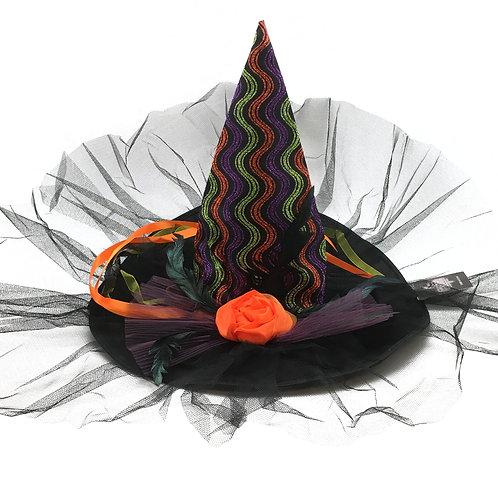 Masqarae Embry Witch Hat - Multi
